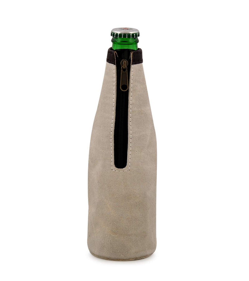 beer bottle koozie table menu holder beer