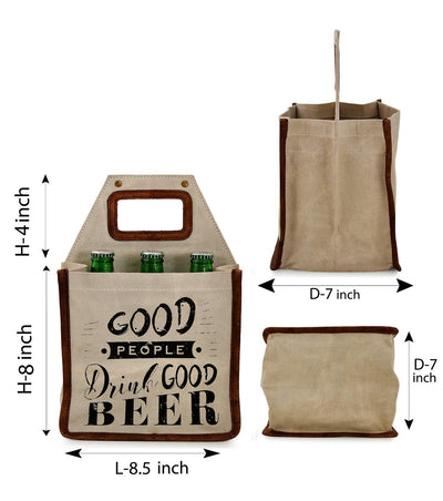 bottle carrier box