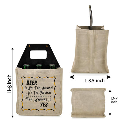 8 pack bottle carrier