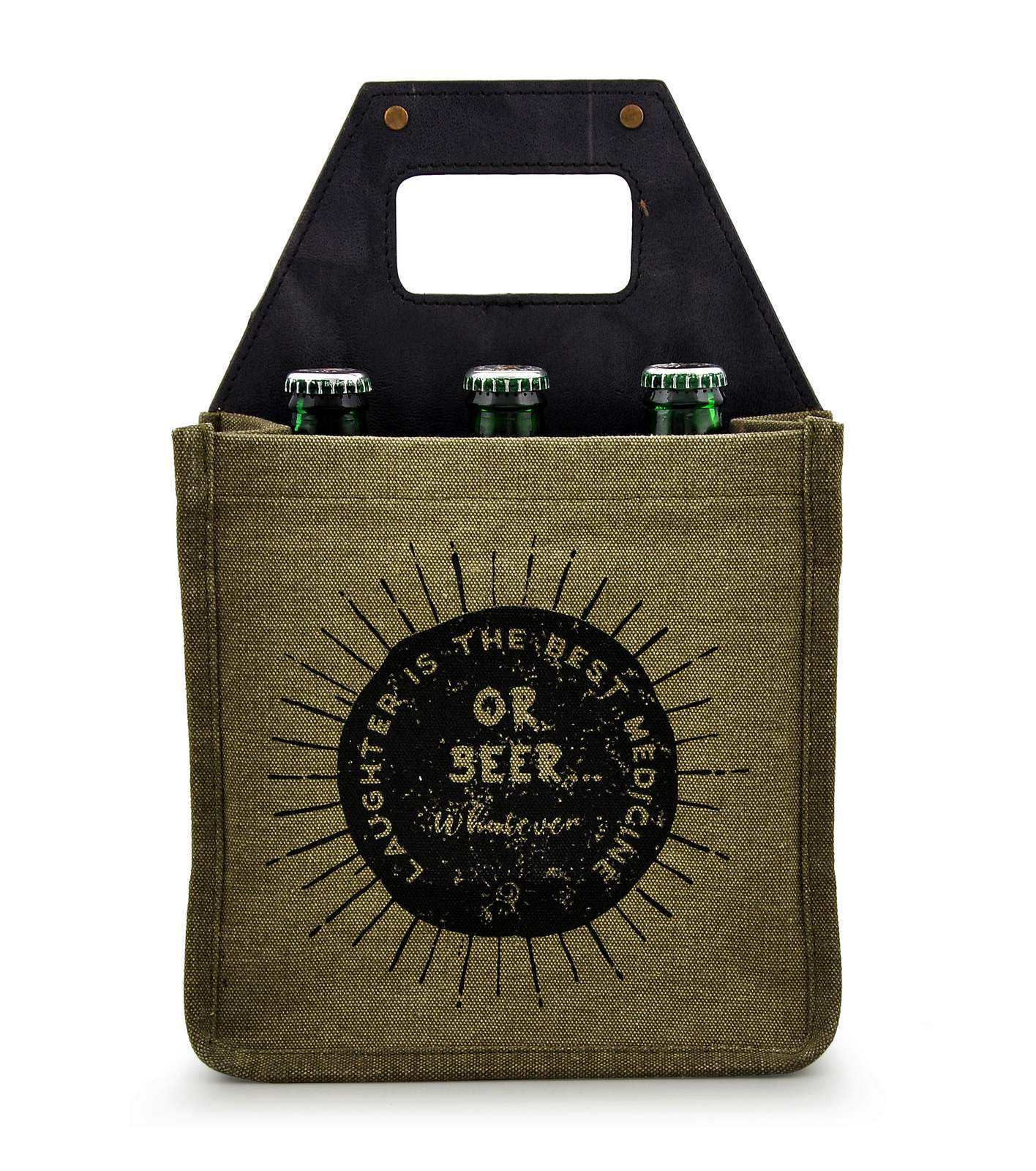 6 pack bottle holder