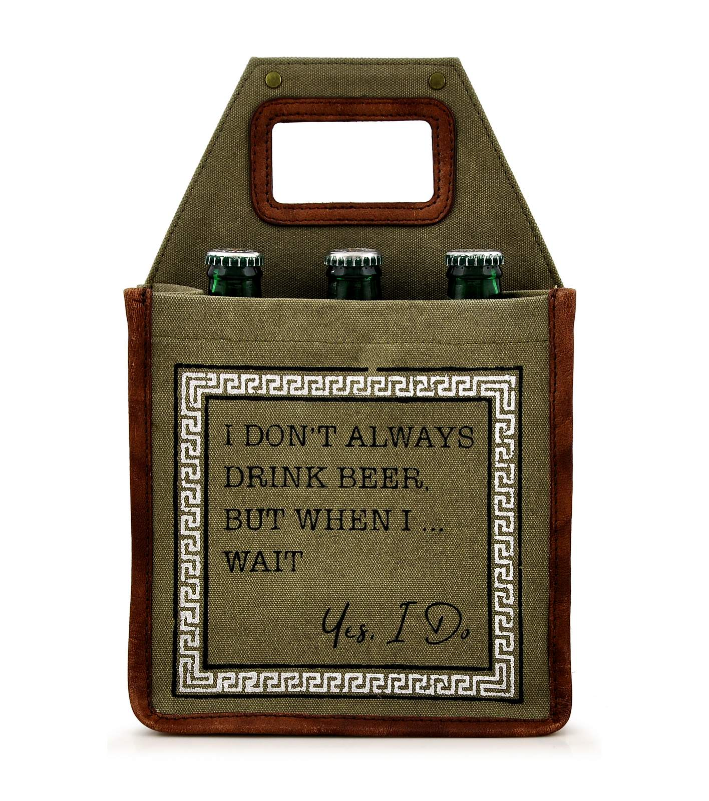 beer can cooler bag