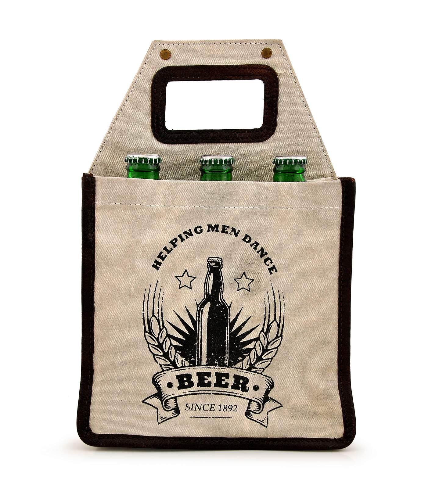 beer bottle cooler bag