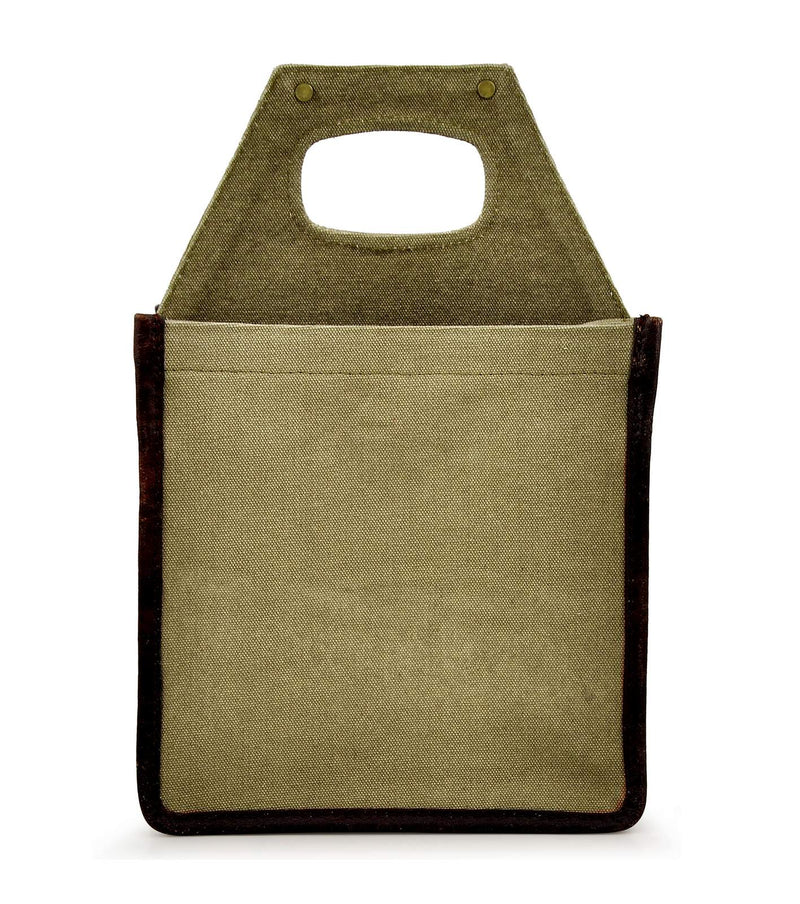 Canvas Beer Caddy 6 Pack DBT18-0016