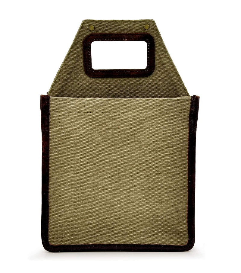Canvas Beer Caddy 6 Pack DBT18-0017