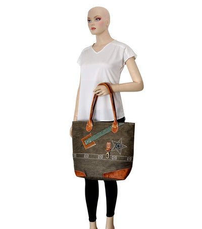 Canvas Tote bag DFB18-0111