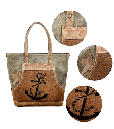 Canvas Tote bag DFB18-0115