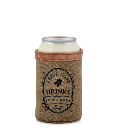 cactus koozie insulated beer holder
