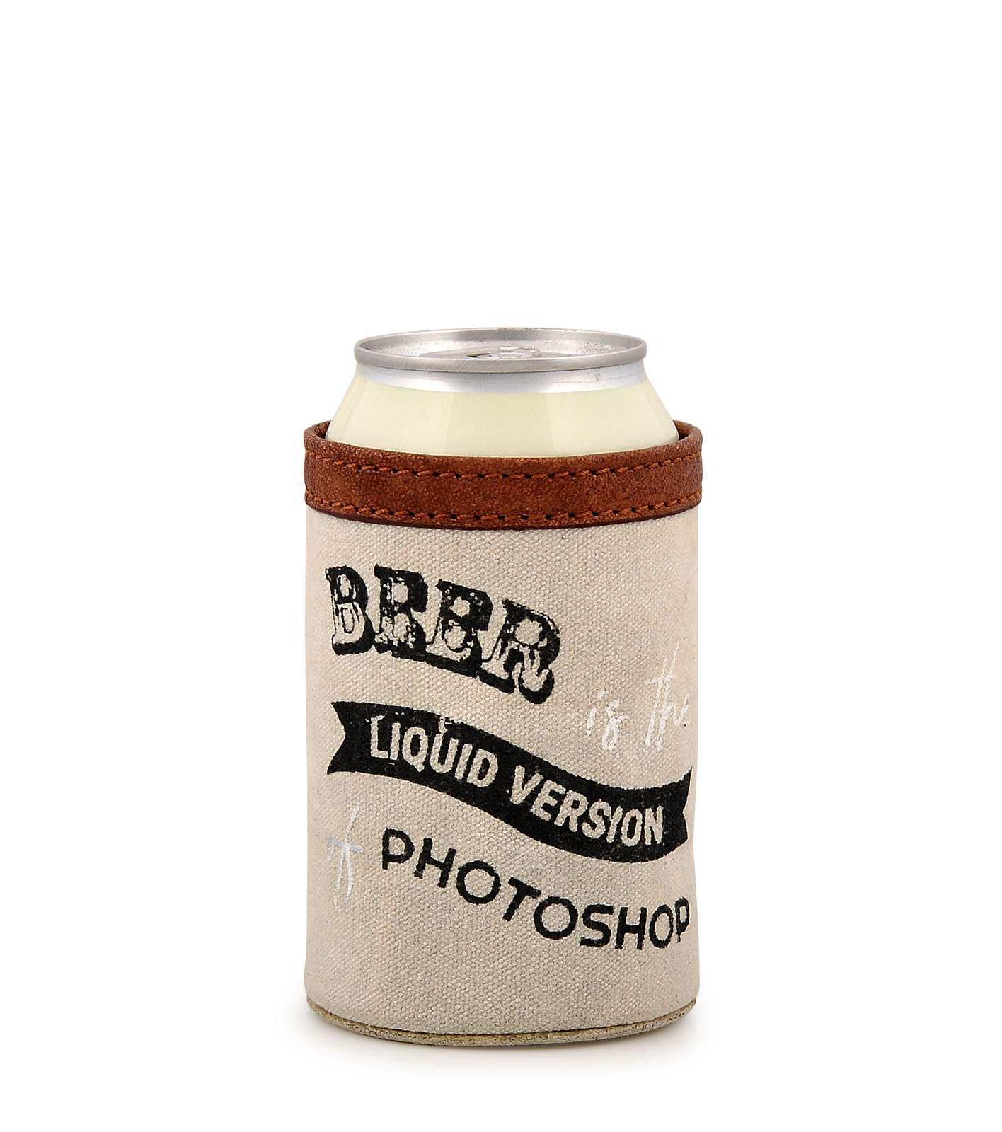 'Liquid Version of Photoshop' Can Koozie DSC18-0002
