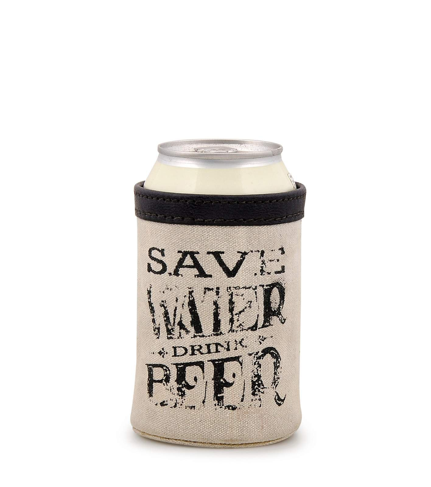 'Save Water Drink Beer' Can Koozie DSC18-0006