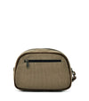 canvas travel toiletry bag