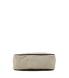 cotton canvas cosmetic bag