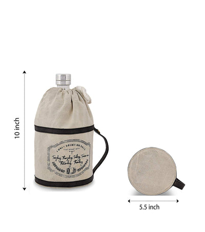 1 gallon growler double wall growler