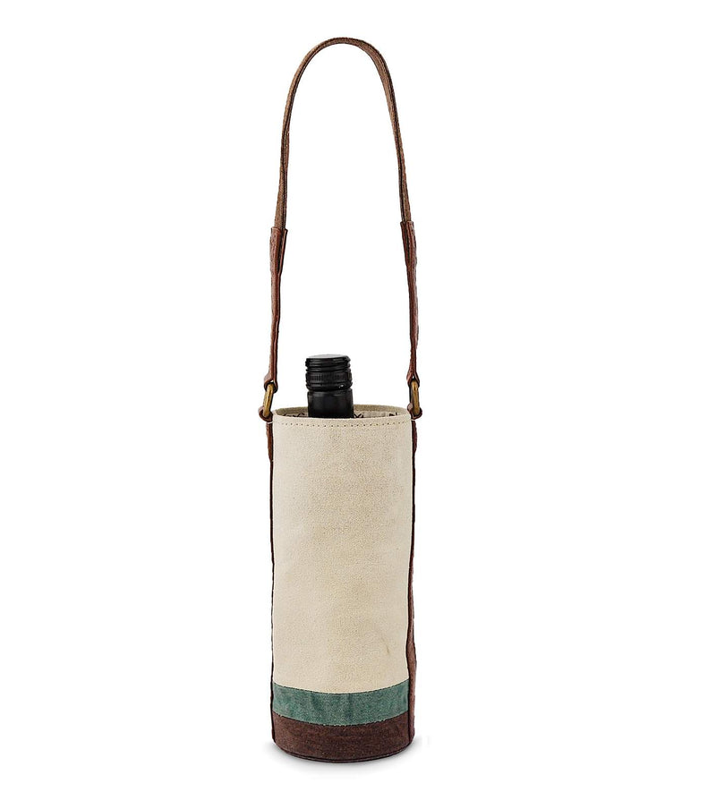Wine Bottle Tote Bag DWB18-0003
