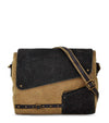 crossbody bag black ladies shoulder cross body satchel bag canvas leather travel bags
