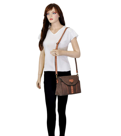 crossbody canvas crossbody sling bag canvas