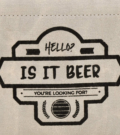 six pack beer packaging