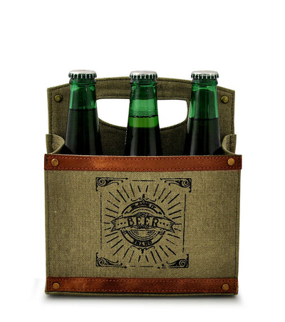 plastic beer bottle carrier