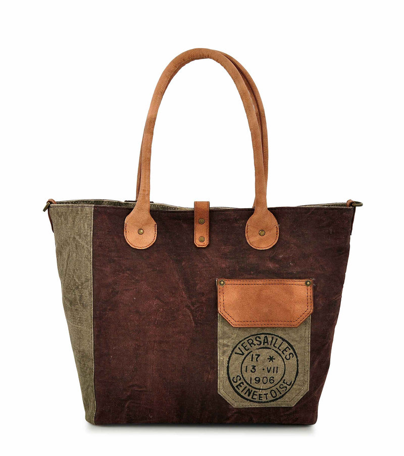 Canvas Tote bag DFB18-0118
