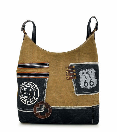 Hobo bag DFB18-0120