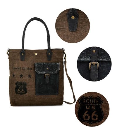 Canvas Tote bag DFB18-0122