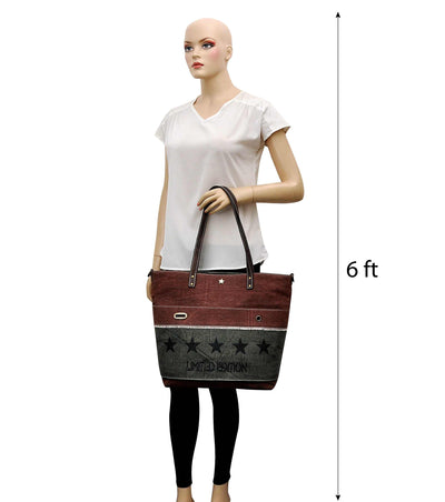 Canvas Tote bag DFB18-0123