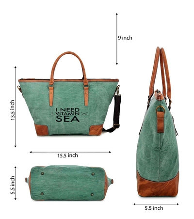 thick canvas tote bag canvas tote bag with leather straps canvas bag fashion ladies wholesale handbag