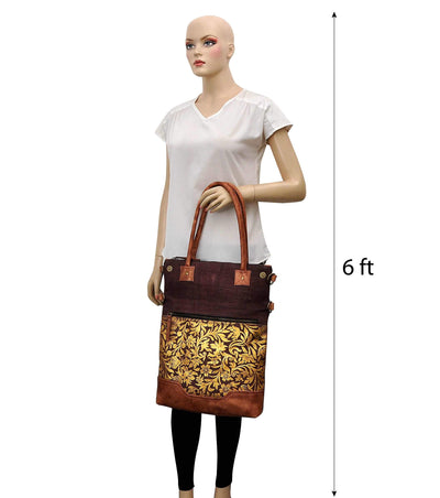 large canvas tote bag school canvas shoulder bags canvas laptop case fashion ladies pu handbag