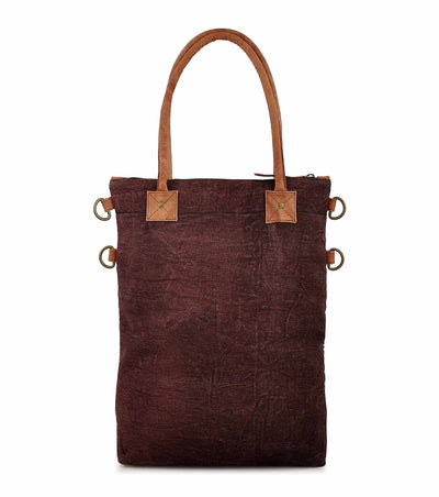 Fold-over Tote bag DFB18-0127SL