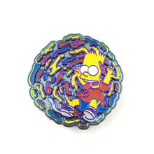 Load image into Gallery viewer, Bart Melt Pin Badge