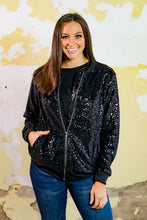 Load image into Gallery viewer, BARBIE SEQUINS JACKET