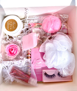 Bel Lumiere's Large Self Love Box