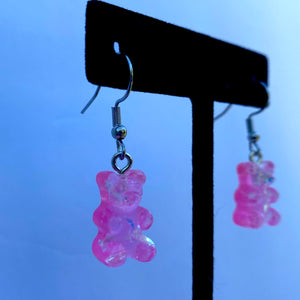 """Gummy Bear"" Drop Earrings"
