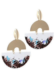 Mia Multicolored Earrings
