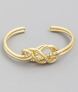 Gold Stackable Bracelet