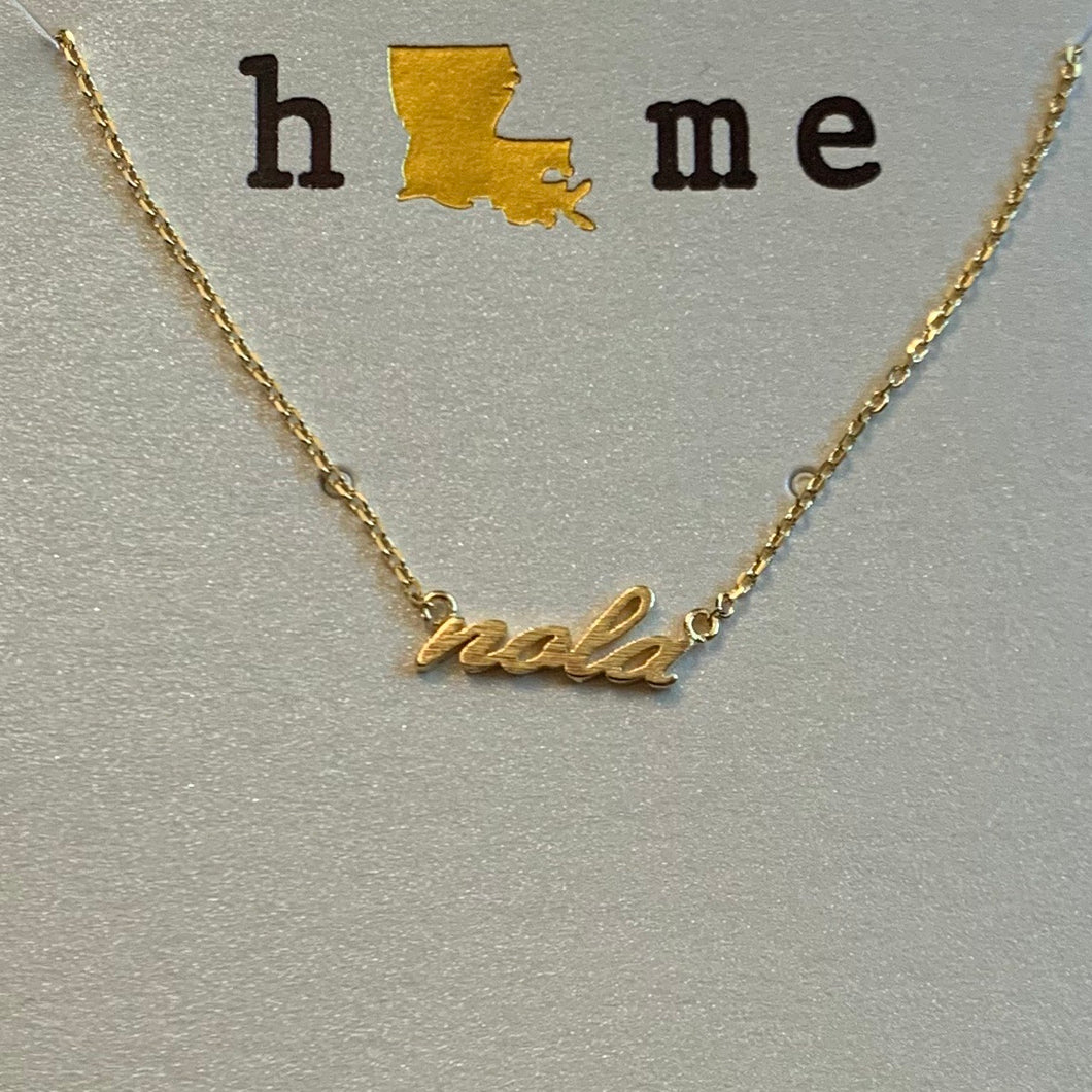 NOLA necklace