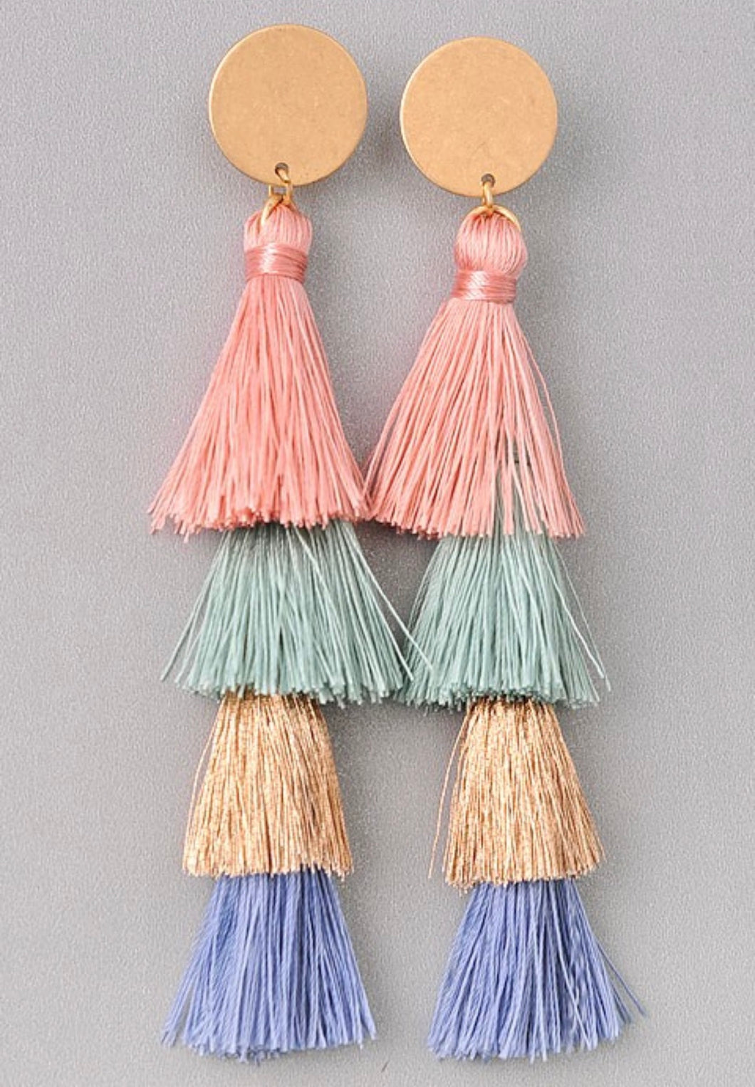 Abby Fringe Earrings