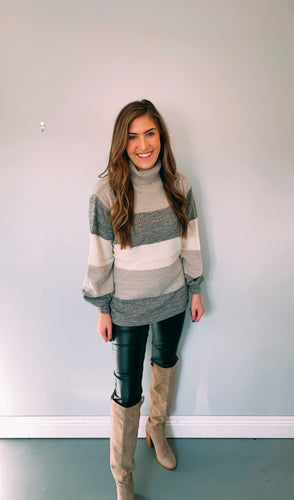 Delaney Sweater