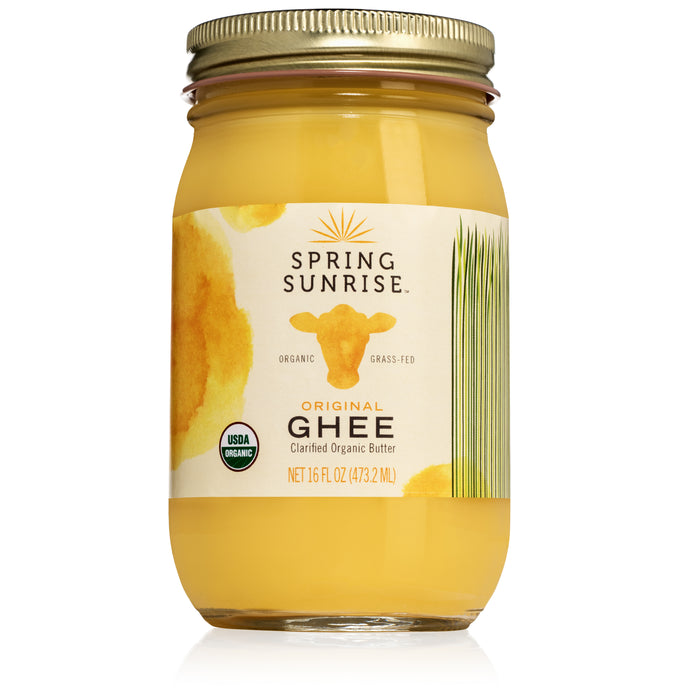 Grass Fed Ghee - 16oz.