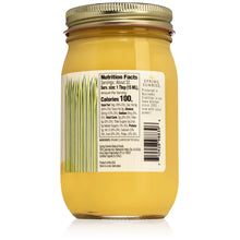 Load image into Gallery viewer, Organic Grass Fed Ghee - 8oz.