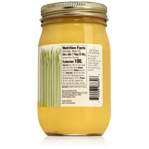 Organic Grass Fed Ghee - 8oz.