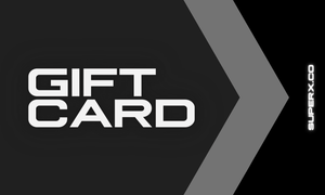 SUPERX Gift Card