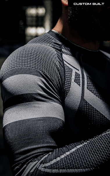 Load image into Gallery viewer, PANTHER Seamless Compression Longsleeve