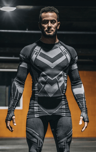 PANTHER Seamless Compression Longsleeve