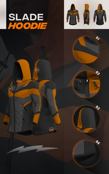 Load image into Gallery viewer, ODINSON Sleeveless Hoodie