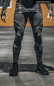 PANTHER Seamless Compression Pants