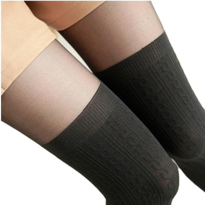 Alyssa Knee Stockings