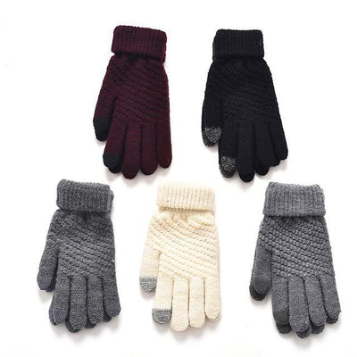 Touch Screen Luxe Mittens