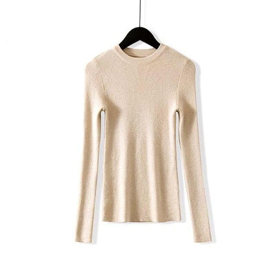 Far East Style Sparkle Pull-Over