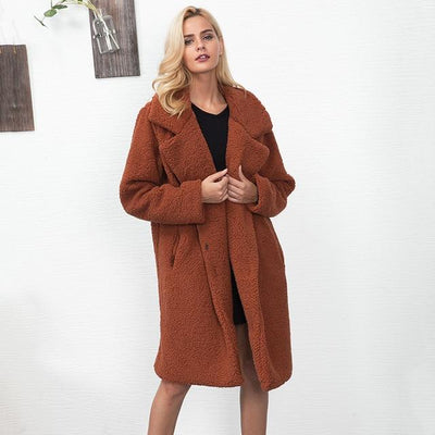 Teddy Overcoat