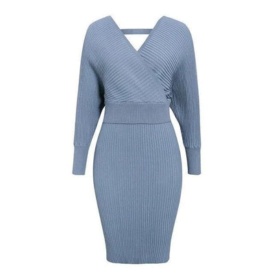 Priscilla Knitted Dress